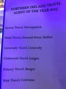 NI Travel Awards